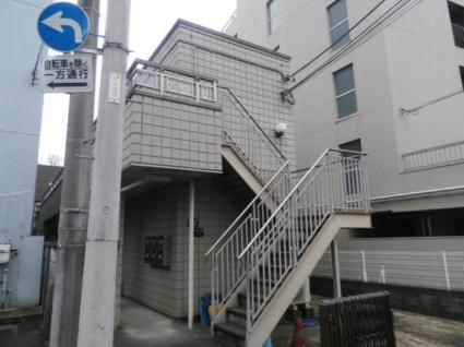 東京都目黒区、都立大学駅徒歩5分の築23年 2階建の賃貸アパート