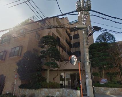 東京都目黒区、神泉駅徒歩17分の築24年 7階建の賃貸マンション