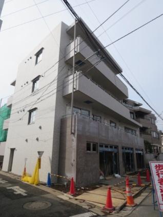 東京都目黒区、都立大学駅徒歩24分の新築 4階建の賃貸マンション