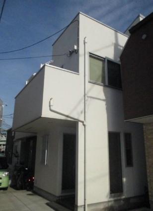 東京都世田谷区、三軒茶屋駅徒歩14分の築3年 3階建の賃貸一戸建て