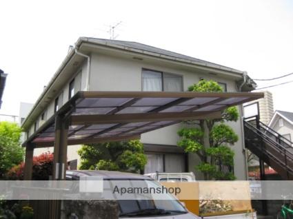 東京都目黒区、三軒茶屋駅徒歩21分の築24年 2階建の賃貸アパート