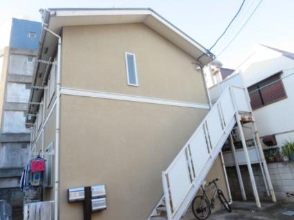 東京都世田谷区、若林駅徒歩9分の築23年 2階建の賃貸アパート