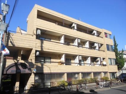 東京都世田谷区、三軒茶屋駅徒歩20分の築30年 4階建の賃貸マンション