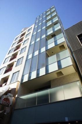 東京都世田谷区、三軒茶屋駅徒歩18分の築2年 8階建の賃貸マンション