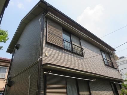 東京都世田谷区、桜新町駅徒歩4分の築32年 2階建の賃貸アパート