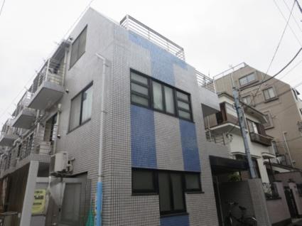 東京都世田谷区、桜新町駅徒歩11分の築26年 3階建の賃貸マンション