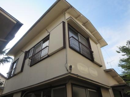東京都世田谷区、桜新町駅徒歩19分の築47年 2階建の賃貸一戸建て
