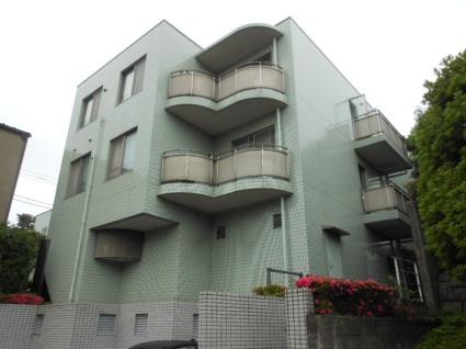 東京都世田谷区、桜新町駅徒歩10分の築26年 3階建の賃貸マンション