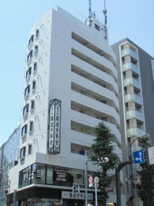 東京都目黒区、都立大学駅徒歩3分の築33年 10階建の賃貸マンション