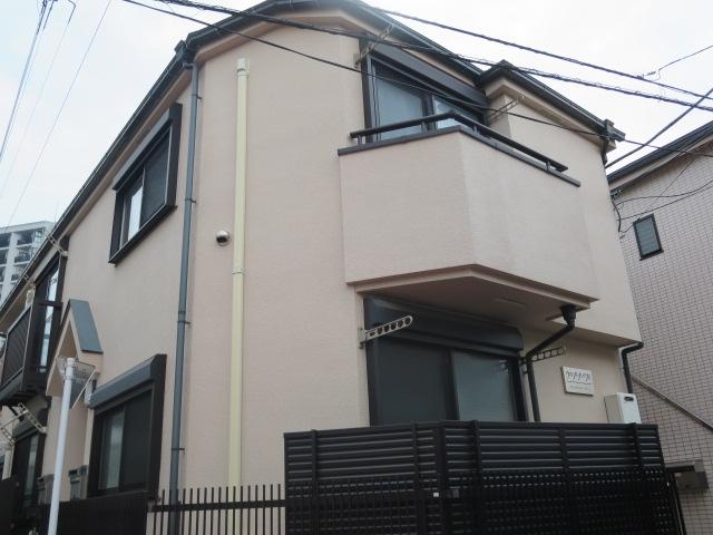 東京都世田谷区、三軒茶屋駅徒歩16分の築13年 2階建の賃貸アパート
