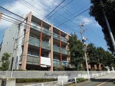 東京都目黒区、学芸大学駅徒歩23分の築19年 4階建の賃貸マンション