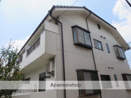 東京都目黒区、三軒茶屋駅徒歩15分の築20年 2階建の賃貸アパート