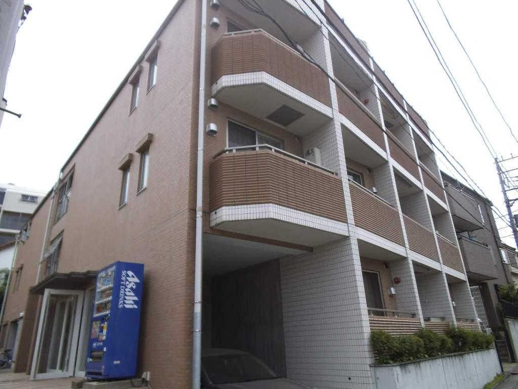 東京都世田谷区、三軒茶屋駅徒歩9分の築12年 4階建の賃貸マンション