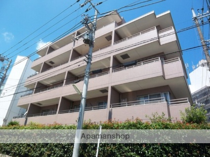 東京都世田谷区、桜新町駅徒歩8分の築11年 5階建の賃貸マンション