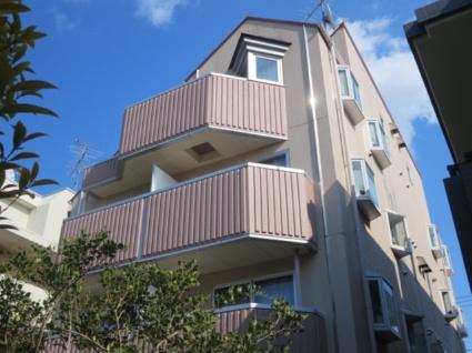 東京都世田谷区、駒沢大学駅徒歩9分の築28年 4階建の賃貸マンション