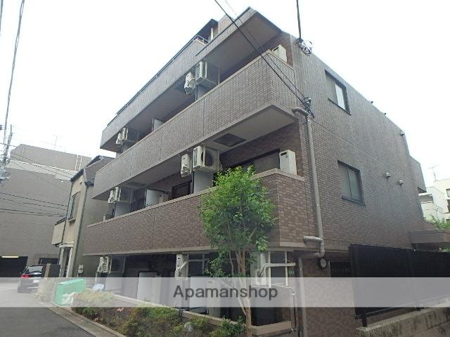 東京都目黒区、祐天寺駅徒歩16分の築14年 4階建の賃貸マンション