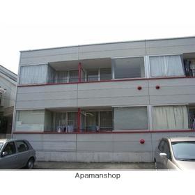 東京都目黒区、祐天寺駅徒歩8分の築21年 2階建の賃貸マンション
