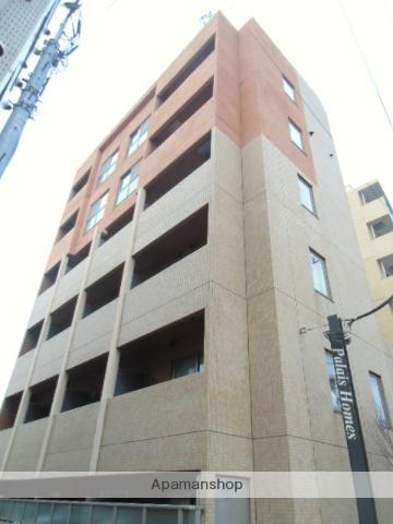 東京都目黒区、学芸大学駅徒歩12分の築14年 6階建の賃貸マンション