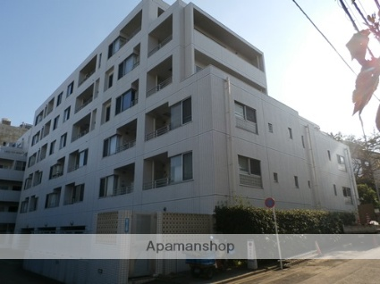 東京都目黒区、学芸大学駅徒歩13分の築12年 8階建の賃貸マンション