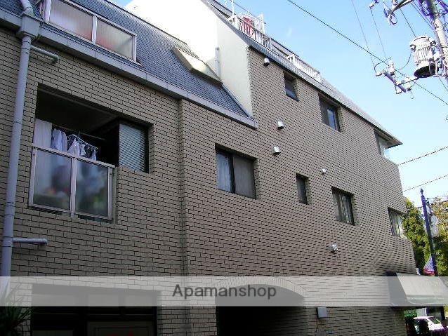 東京都目黒区、祐天寺駅徒歩2分の築32年 5階建の賃貸マンション