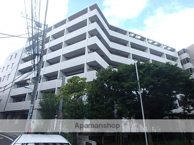 東京都目黒区、祐天寺駅徒歩5分の築10年 7階建の賃貸マンション
