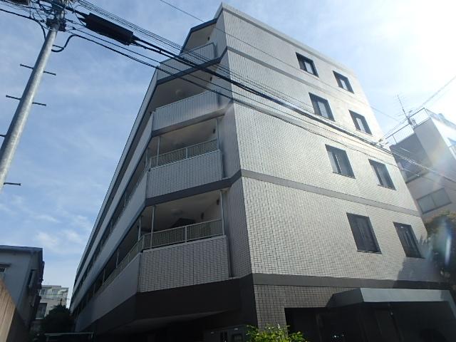 東京都目黒区、学芸大学駅徒歩13分の築10年 5階建の賃貸マンション