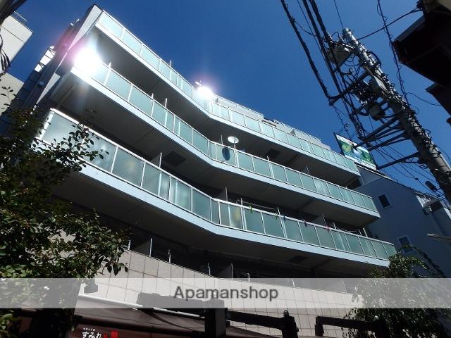 東京都目黒区、祐天寺駅徒歩14分の築11年 6階建の賃貸マンション