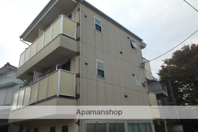東京都目黒区、学芸大学駅徒歩18分の築7年 3階建の賃貸マンション