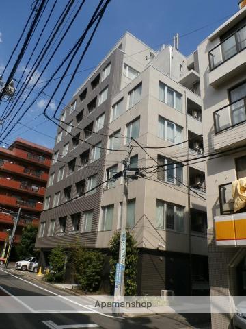 東京都目黒区、祐天寺駅徒歩15分の築7年 8階建の賃貸マンション