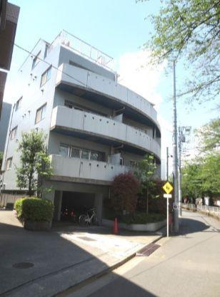 東京都目黒区、都立大学駅徒歩3分の築20年 5階建の賃貸マンション