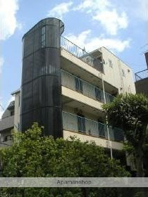 東京都目黒区、神泉駅徒歩10分の築32年 5階建の賃貸マンション