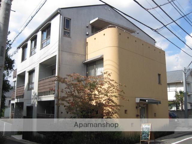 東京都世田谷区、自由が丘駅徒歩3分の築7年 3階建の賃貸マンション