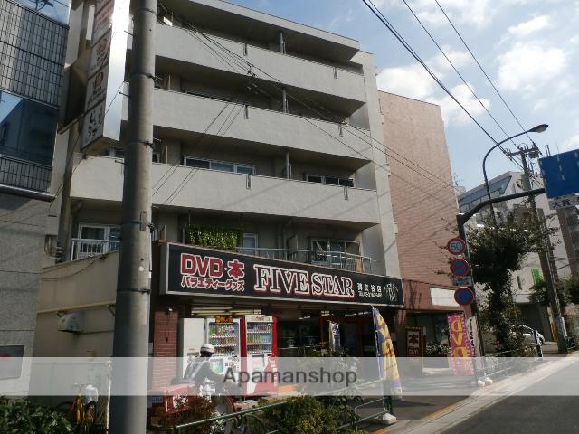 東京都目黒区、学芸大学駅徒歩12分の築44年 5階建の賃貸マンション