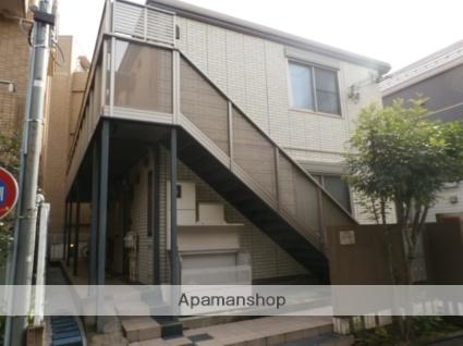 東京都目黒区、学芸大学駅徒歩8分の築9年 2階建の賃貸アパート