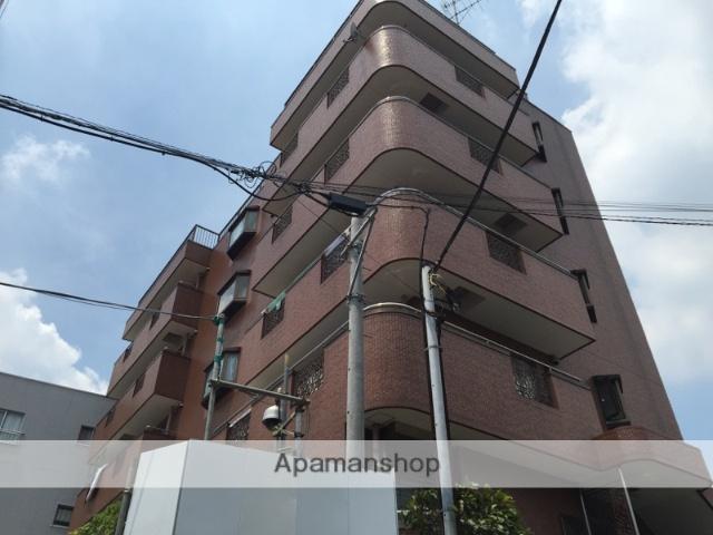 東京都世田谷区、自由が丘駅徒歩12分の築27年 6階建の賃貸マンション