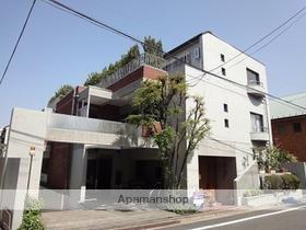 東京都目黒区、都立大学駅徒歩12分の築21年 3階建の賃貸マンション