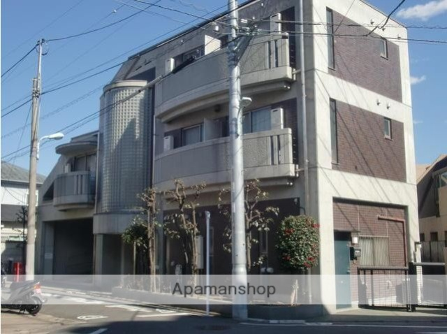 東京都目黒区、祐天寺駅徒歩9分の築24年 3階建の賃貸マンション