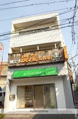 東京都目黒区、大岡山駅徒歩10分の築36年 3階建の賃貸マンション