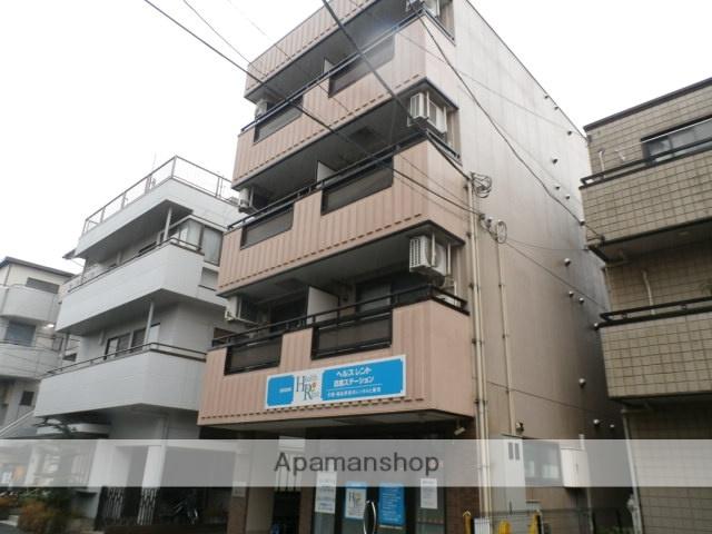 東京都目黒区、祐天寺駅徒歩9分の築12年 4階建の賃貸マンション