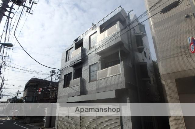 東京都目黒区、祐天寺駅徒歩11分の築24年 4階建の賃貸マンション