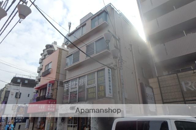 東京都目黒区、祐天寺駅徒歩4分の築26年 5階建の賃貸マンション