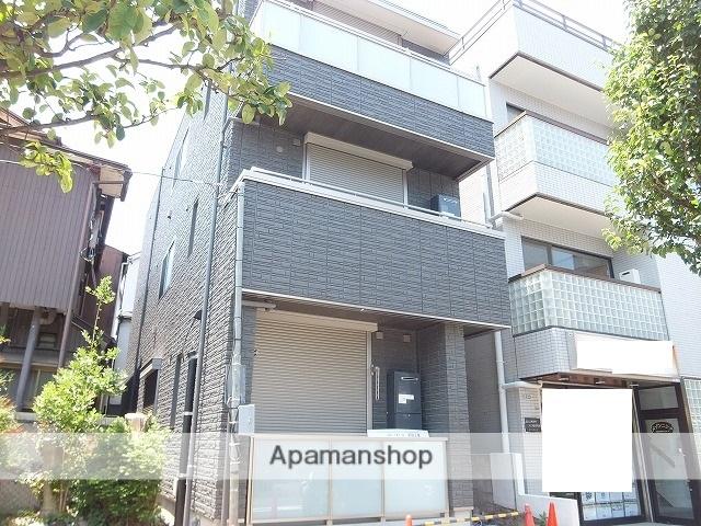 東京都目黒区、祐天寺駅徒歩11分の新築 3階建の賃貸マンション