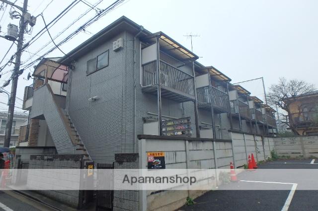 東京都目黒区、祐天寺駅徒歩7分の築16年 2階建の賃貸アパート