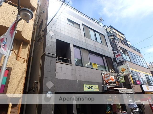 東京都目黒区、祐天寺駅徒歩15分の築21年 5階建の賃貸マンション