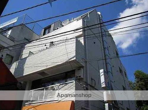 東京都目黒区、祐天寺駅徒歩2分の築31年 5階建の賃貸マンション