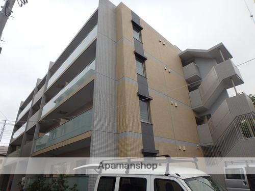 東京都目黒区、学芸大学駅徒歩9分の新築 5階建の賃貸マンション