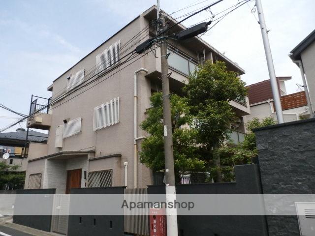 東京都目黒区、祐天寺駅徒歩16分の築40年 3階建の賃貸マンション