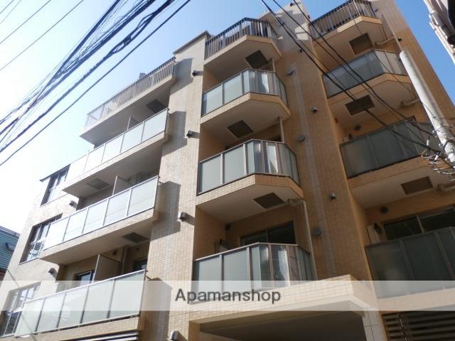 東京都目黒区、都立大学駅徒歩3分の新築 5階建の賃貸マンション