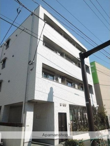 東京都世田谷区、学芸大学駅徒歩14分の新築 4階建の賃貸マンション