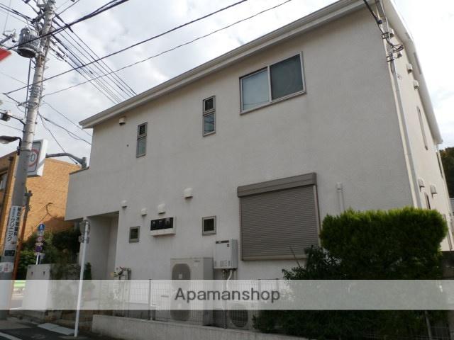 東京都目黒区、都立大学駅徒歩8分の築5年 2階建の賃貸アパート